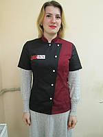 Китель повара, униформа поварская, рабочая одежда