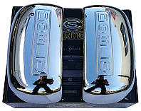 Накладки на зеркала Fiat Doblo 00-10 ABS carmos