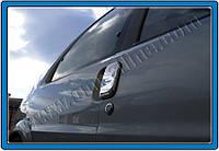 Накладки на ручки Peugeot 106 HB 3D (1992-2002) 2-дверн. нерж. Omsa