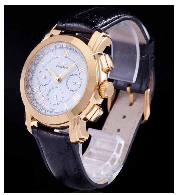 Купить часы мужские механические слава купить часы радо ростов на дону