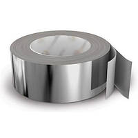 Скотч алюминиевый армированный пленкой 50 х 50 лента