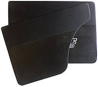 Обшивка дверей Москвич 412 черная