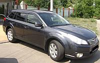 Дефлекторы окон, ветровики Subaru Outback IV 2009- Cobra