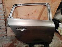 Дверь задняя правая (голая) б/у Renault Megane 3 821007080R
