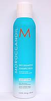 Сухой шампунь для светлых волос Moroccanoil Dry Shampoo Light Tones