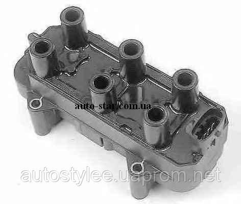 Катушка зажигания 6-х выводная на Opel Omega B 94-01 (пр-во BOSCH 0221503017 )