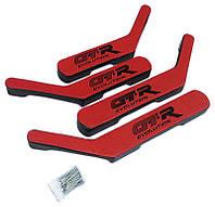 Ручки салонные ВАЗ 2101 - 2107 красные