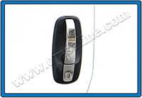 Накладки на ручки Opel Vivaro II (2001-2010) 3-дверн. нерж. Omsa