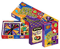 Набор конфет Jelly Belly Bean Boozled Spinner Game, Harry Potter Bertie Botts Beans и Bean Boozled 4-е издание