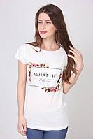 Оригинальная женская футболка Мокко