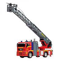 Пожарная машинка Dickie Город со световыми и звуковыми эффектами 31 см (3715001)