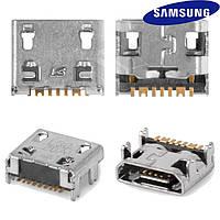 Коннектор зарядки для Samsung G130H Galaxy Young 2, оригинал