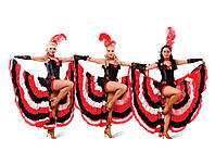 Шоу балета на праздник