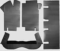 Декоративное покрытие пола ВАЗ 2108 - 21099 серое