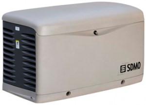 Газовый генератор  SDMO RESA 10 кВт 14 EC