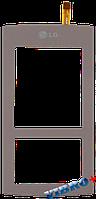 Тачскрин (сенсор) LG KF600, purple (сиреневый)
