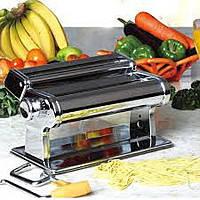 Машинка для раскатки теста+лапшерезка Akita JP 260mm Pasta Machine Professional, фото 2