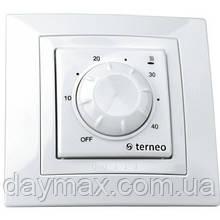 Terneo rtp (белый) механическйи терморегулятор для теплого пола