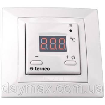 Terneo st (белый) цыфровой терморегулятор для теплого пола,