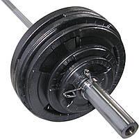 Штанга  олимпийская Newt  73 кг. Гриф 1,8 м.