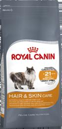 Royal Canin HAIR & SKIN CARE корм для поддержания здоровья кожи и шерсти