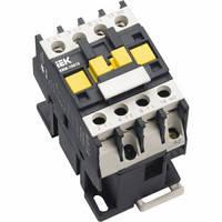 Контактор электромагнитный IEK КМИ-11810 18А 220В/АС3 1НО ИЭК
