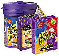 Набор конфет Jelly Belly Bean Boozled Dispenser, Harry Potter Bertie Botts Beans и Bean Boozled 4-е издание