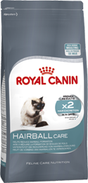 Royal Canin HAIRBALL CARE корм способствующий выведению волосяных комочков из желудка