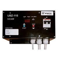 Универсальный блок управления и защиты электродвигателей УБЗ-115