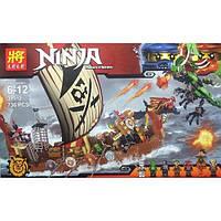 "Конструктор Lele Ninja 31012 ""Ниндзя-корабль"", 736 дет"