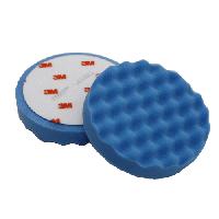 3M 50388 Синий поролоновый полировальник 150 мм