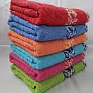 Яркие махровые полотенца хорошего качества.  Размер:1,4x0,7, фото 2