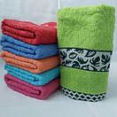 Яркие махровые полотенца хорошего качества.  Размер:1,4x0,7, фото 3
