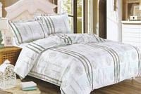 Стильные евро комплекты постельного белья хорошего качества