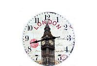 """Европа настенные часы """"London"""" в стиле Прованс"""