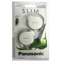 Наушники  Panasonic RP-HS46E--W white (за ухо)
