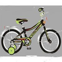 Велосипед Super Bike диаметр колес 16 дюймов