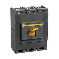 Силовой автомат  ВА88-40  3Р  500А  35кА  ИЭК