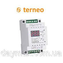 Двухканальный терморегулятор с  настраиваемым режимом работы (нагрев / охлаждение),terneo K2