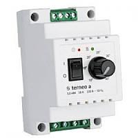 Терморегулятор на дин рейку,terneo А