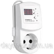 Терморегулятор для инфракрасных панелей и электрических конвекторовTerneo rz 16 А, 3000ВА