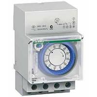 Механическое реле времени суточное Schneider electric IH 24 h 1c SRM