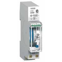 Реле времени суточный 220в Schneider electric IH 24 h 1c ARM 18мм