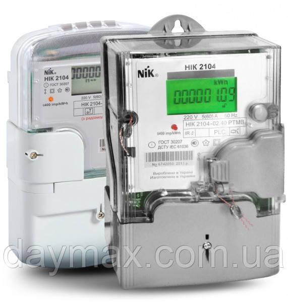 НІК2104-02.40ТВ.Е1 (5-60)А 220В с PLC-модулем, с одним измерительным элементом, с индикатором магнитного поля  - Интернет-магазин «DAYMAX» в Харькове