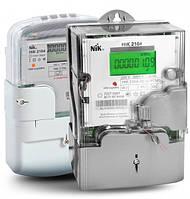 Многотарифный электросчетчик NIK НІК2104-02.20ТВ (5-60)А 220В с интерфейсом RS-485