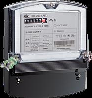 Трехфазный счетчик электромеханический НИК НІК2301АК1 3х220/380В 5(10)А