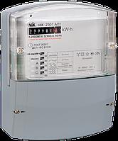 Трехфазный электрический счетчик НІК2301 АП1 3х220/380В (5-100А);