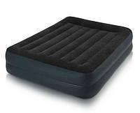 Кровать надувная Intex  со встроенным насосом 220В