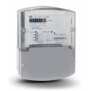 Счетчик электроэнергии трехфазный НИК НІК2301 АХ1МВ со встроенным индикатором магнитного поля