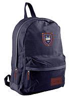 Рюкзак подростковый Yes  OX-15 Steel blue 553472